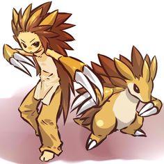 pokemon gijinka boys | Pokemon as people pokepeople