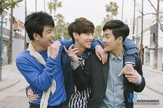 The love triangle tho...