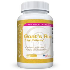 Mothers Select Goats Rue Lactation Supplement to Increase Breast Milk Supply