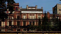 Zabytkowy budynek Łódzkich browarów