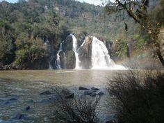 Cascata da Usina - Nova Prata