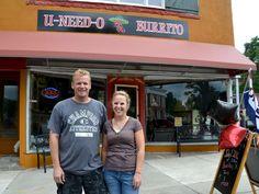 Burrito business opens on Albion Main Street