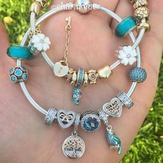 Make one special photo charms for you, 100% compatible with your Pandora bracelets. #PandoraBracelets