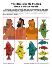 Peter and the Miraculous Catch of Fish Archives - Children's Bible Activities Sunday School Activities, Sunday School Lessons, Sunday School Crafts, Bible Games, Bible Activities, Children's Bible, Jesus Crafts, Bible Crafts, Going Fishing