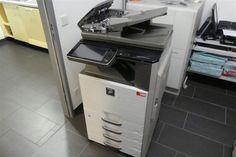 Bürodrucker Sharp MX-2640 - Bürodrucker Sharp MX-2640 - Karner & Dechow - Auktionen