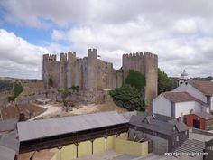 Óbidos, uma das vilas mais pitorescas de Portugal