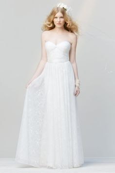 Wishesbridal A Line Bridal Wedding Dress