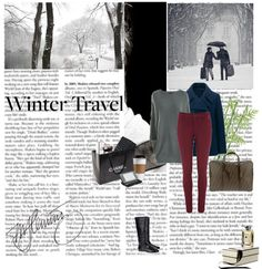 """Winter Travel"" by susie83 ❤ liked on Polyvore"