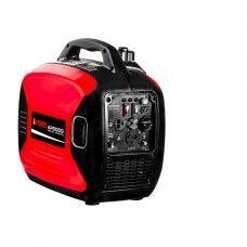 7 500 watt dual fuel powered portable generator with for Ridgid 6800 watt generator with yamaha engine