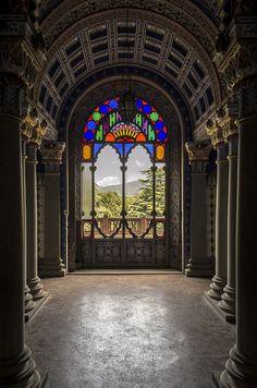 Castello di Sammezzano - Italia . FPXA.1 by Diego Pérez, via Behance