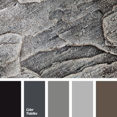 This palette is good because it is dominated by neutral colors and can be safely used for the decoration of the apartment..