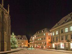 Winter in #Konstanz am Bodensee