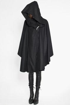 Ovate / FW 2013 / Wool cloak