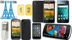 Top 30 GSM and CDMA dual-SIM smartphones to invest in this month