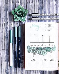 Details 🌿 This month I tried to repeat some elements, to make the month cohesive 😊 Therefore I used the layout of my monthly spread again for my weekly events 💁🏻 What do you think? Bullet Journal Prompts, Bullet Journal Notes, Bullet Journal How To Start A, Bullet Journal Themes, Bullet Journal Layout, Bullet Journal Inspiration, Book Journal, Journal Ideas, Bullet Journel