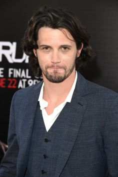 Nathan Parsons attends the premiere of HBO's 'True Blood' season 7 and final season at TCL Chinese Theatre on June 17, 2014 in Hollywood, California