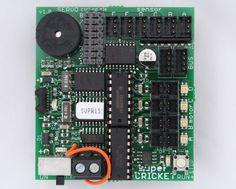 Gleason Research -- Super Cricket Microcontroller SUPERCX