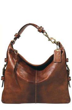 Coach Felicia Leather Extra Large Slim Duffle....want!