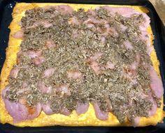 Rolada serowa z kurczakiem, pieczarkami i suszonymi pomidorami - Blog z apetytem Aga, Poultry, Pork, Keto, Banana, Bread, Cooking, Desserts, Recipes