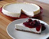 american cheesecake / Amerikanischer Käsekuchen