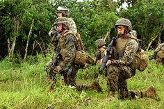 Camouflage in War: Deceiving Enemy Eyes