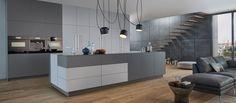 Gama GRIS/NEGRO, elegancia intemporal con Les Couleurs® Le Corbusier