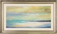 Shoreline by Sheila Finch Framed Painting Print