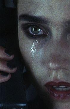 Jennifer Connelly as Marion Silver, Requiem for a Dream dir. by Darren Aronofsky Jennifer Connelly Requiem, Jean Jacques Goldman, Requiem For A Dream, Darren Aronofsky, Out Of Touch, Shooting Photo, Comic Sans, Film Serie, The Villain