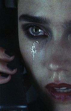 Jennifer Connelly as Marion Silver, Requiem for a Dream dir. by Darren Aronofsky Jennifer Connelly Requiem, Jean Jacques Goldman, Requiem For A Dream, No More Tears, Darren Aronofsky, Shooting Photo, Comic Sans, The Villain, American Actors