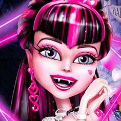 Cartoon Wall, Cartoon Icons, Arte Monster High, Princesa Disney Frozen, Monster High Pictures, Personajes Monster High, Emo Princess, Monster High Characters, Fanart