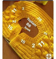 Baby Knitting Patterns Cowl The top of a raglan cardigan This Pin was discovered by Zehra ÖZpamukçu. Be bebekler için [ Baby Knitting Patterns, Knitting For Kids, Hand Knitting, Crochet Patterns, Diy Crafts Knitting, Diy Crafts Crochet, Knitting Projects, Knitted Baby Clothes, Crochet Pillow