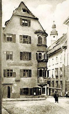 Tumult in der Sporgasse Austria, Space, Pictures, Graz, Old Pictures, Projects, Floor Space, Photos, Grimm