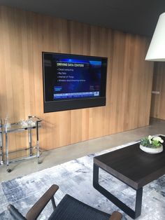 Cloud 9, Flat Screen, Commercial, Plate Display