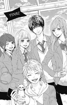 Hoshi to Kuzu - Don't Worry, Be Happy Capítulo 16 página 3 - Leer Manga en Español gratis en NineManga.com