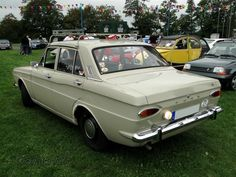 ford taunus 12m p6 1970 b