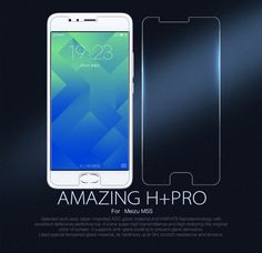Nillkin Brand For meizu m5s mini Amazing H Anti-Explose Tempered Glass Screen Protector Film For meilan 5s