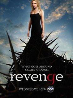 Revenge Poster 24x36 #01