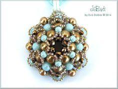 bead pattern / tutorial / instruction NY 139 by deevadesign