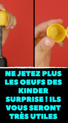 Do not throw away the eggs of Kinder Surprise! Diy Art, Home Remedies, Minimalist Kitchen, Sculptures, Helpful Tips, Homemade Drain Cleaner, Minimalistic Kitchen, Remedies, Home Health Remedies