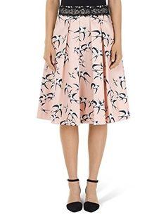 Falda estampada #faldas #moda #mujer #outfits  #faldasestampada #animalprint #faldasinvierno #style #shopping #fashion #modafemenina