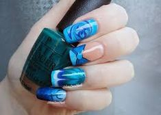 Image result for sailor moon nails Sailor Moon Nails, Edgy Nails, Lace Nails, Sailor Neptune, Dyed Hair, Best Makeup Products, Swatch, Cool Hairstyles, Nail Designs