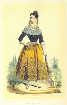 Image taken from page 548 of 'L'Espagne pittoresque, artistique et monumeatale. Mœurs, usages et costumes, par MM. M. de Cuendias et V. de F...