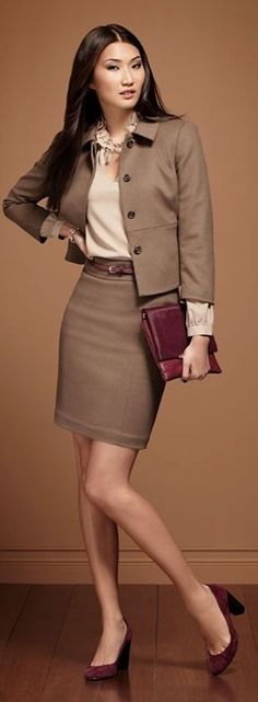 ANN TAYLOR suit for business #MillionDollarShoppersHeather