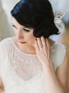 See the rest of this beautiful gallery: http://www.stylemepretty.com/gallery/picture/1015428/