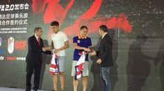 El Granada CF entre en el mercado chino con el Chongquing Lifan FC