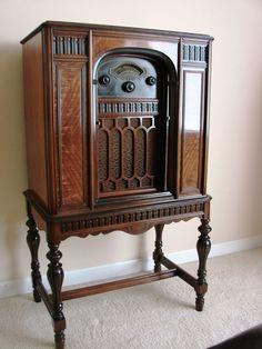 1931 Atwater Kent Magnificent Professonially Restored Radio | eBay