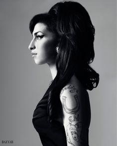 Amy Winehouse by Brian Adams