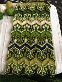 Foxpaws pattern Ravelry