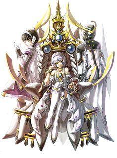 Eve - Code  Empress