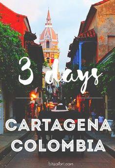 3 Days in Cartagena, Colombia   Bits of Bri